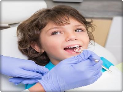 Çocuk ağız ve diş sağlığı